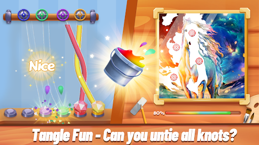 Tangle Fun - Can you untie all knots? 2.2.0 screenshots 21
