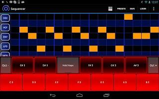 Heat Synthesizer Demo