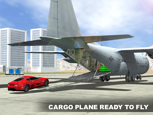 Airplane Pilot Car Transporter : Plane Simulator 3.2.0 screenshots 11