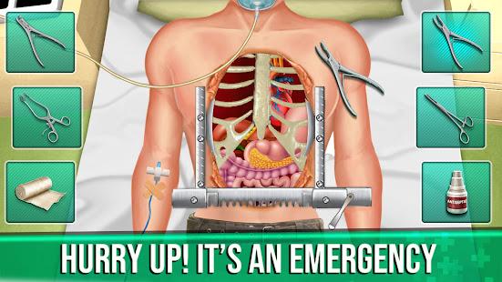 Hospital Doctor Games 2021: Free Clinic ASMR Games 3.1.16 Screenshots 3