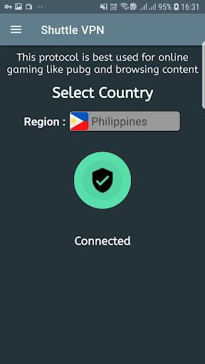 VPN : Shuttle VPN, Free VPN, Unlimited, Secure VPN 2.12 Screenshots 6