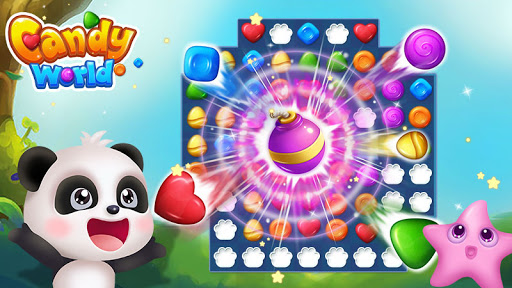 Candy Blast World - Match 3 Puzzle Games 1.0.37 screenshots 6