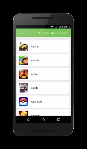 APK Download - Apps and Games  screenshots 3