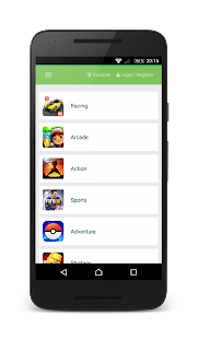 APK Download - Apps and Games Screenshot