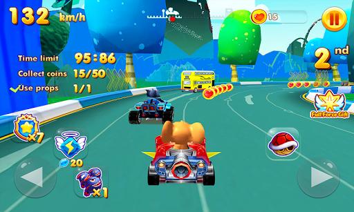 Race Jerry Car and Cat Speed  Screenshots 2