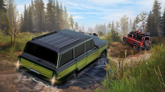 offroad game : jeep driving games screenshots 14