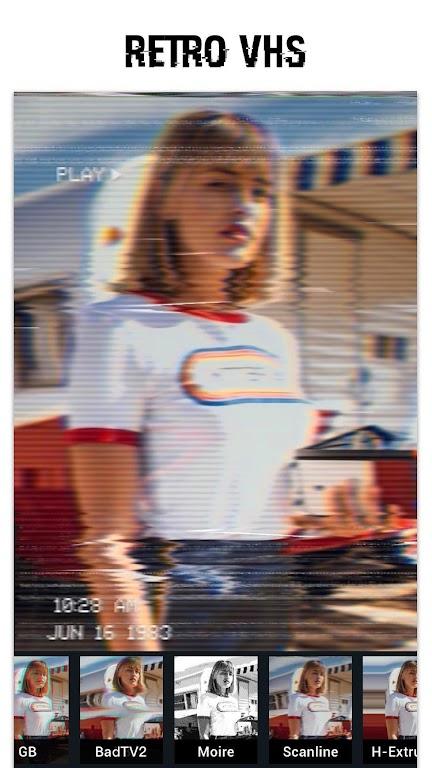 Glitch Photo Editor & Glitch Video Effect poster 3