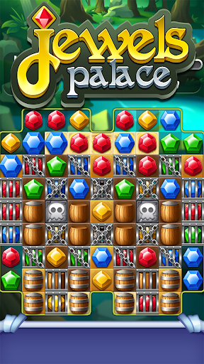 Jewels Palace: World match 3 puzzle master apkslow screenshots 22