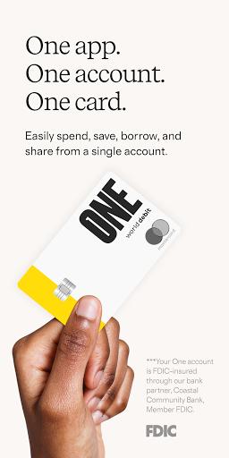 One - Mobile Banking screenshots 2