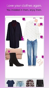 Pureple Outfit Planner 4