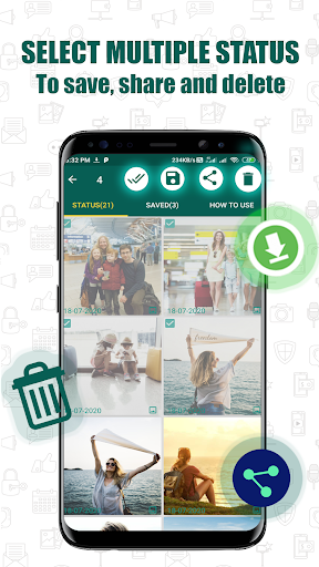 Status Download for WhatsApp android2mod screenshots 3