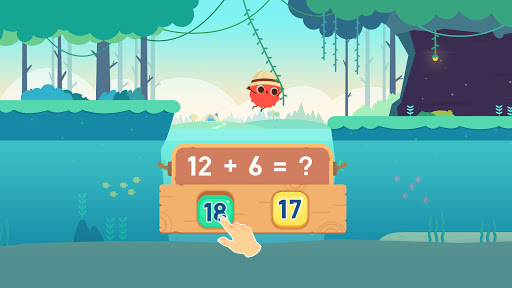 Dinosaur Math Adventure - Learning games for kids 1.0.3 screenshots 7