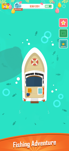 Hooked Inc: Fisher Tycoon APK MOD  1