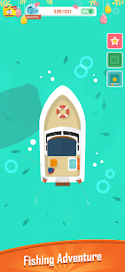 Hooked Inc: Fisher Tycoon 2.19.2 Apk + Mod 1