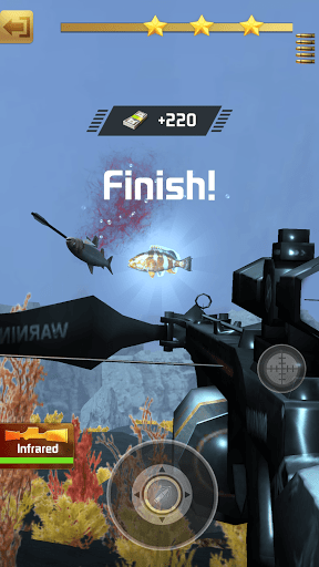 Fishing Hunter - Ocean Shooting Simulator  screenshots 20