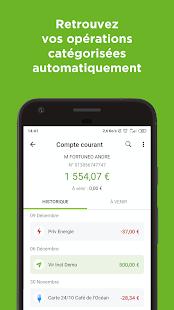 Fortuneo, mes comptes banque & bourse en ligne  Screenshots 3
