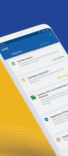 mPIS, Abono Salarial, Calendário e Pagamentos PIS  screenshots 1