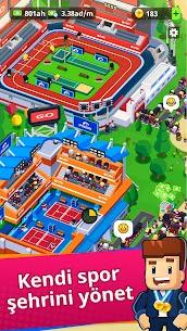 Sports City Tycoon v1.6.2 Para Hileli Apk indir 1