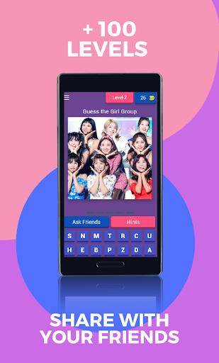 Kpop Quiz 2021 Korean Idols  Screenshots 4