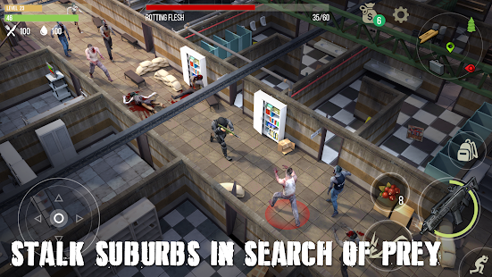 Prey Day: Survive the Zombie Apocalypse [v14.0.09] APK Mod for Android logo