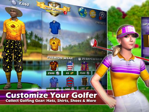 Golden Tee Golf: Online Games 3.30 screenshots 13