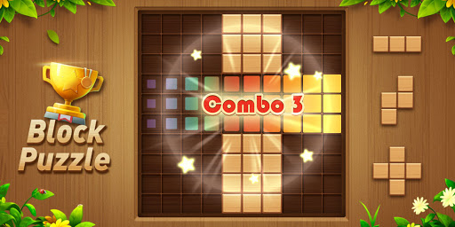 Wood Block Puzzle - Free Classic Block Puzzle Game 2.1.0 screenshots 8
