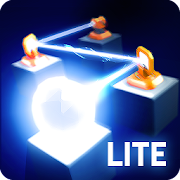 Raytrace Lite: mirror and laser puzzle challenge