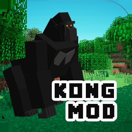 Baixar Kong Mod Add-on for MCPE para Android