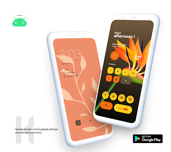 Android 12 Widget Pack for KWGT APK [PAID] Download 3