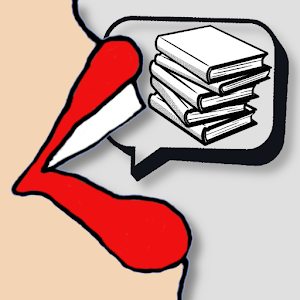 Voice Reader read aloud any website book text 5.7.7 by kapronap logo