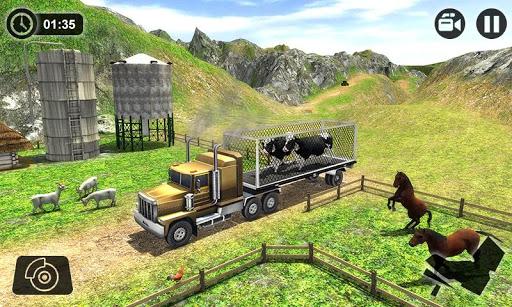 Offroad Farm Animal Truck Driving Game 2020 1.9 Screenshots 5