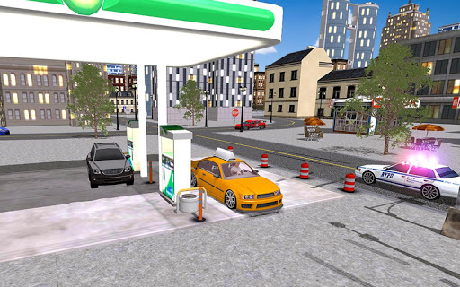 City Taxi Driving simulator: PVP Cab Games 2020 apktram screenshots 5