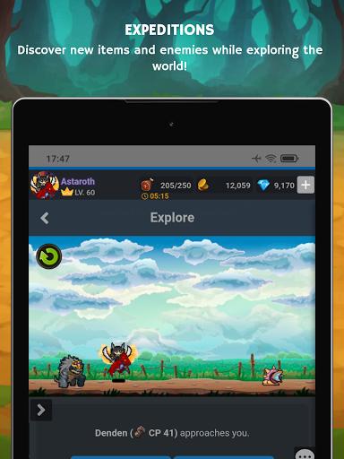 Mana Storia - Simple Browser MMORPG (Beta) 1.3 screenshots 15
