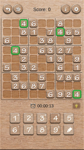 Sudoku : Endless free game goodtube screenshots 3