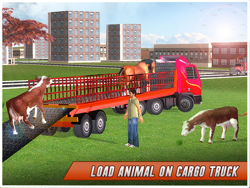 Farm Animal Transport Truck Simulator Driver 2020 2.7 Screenshots 12