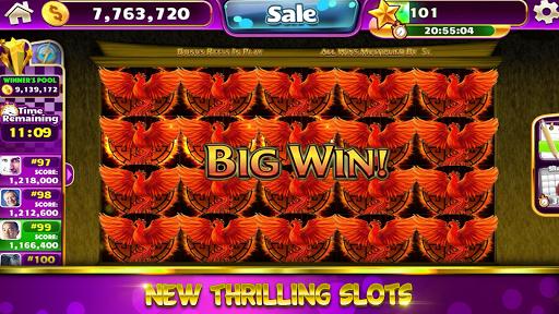Jackpot Party Casino Games: Spin FREE Casino Slots 5017.01 screenshots 5