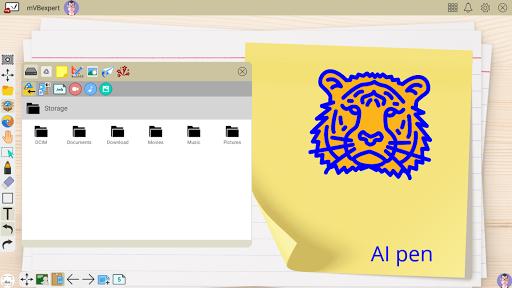 myViewBoard Whiteboard - Your Digital Whiteboard android2mod screenshots 2