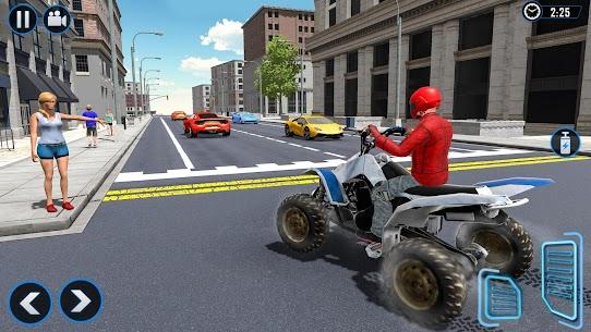 ATV Quad Bike Simulator 2021: Bike Taxi Games 1