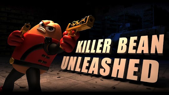 Killer Bean Unleashed MOD APK (Unlimited Ammo) 1