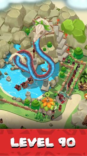Stone Park: Prehistoric Tycoon - Idle Game  screenshots 7
