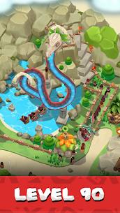 Stone Park: Prehistoric Tycoon Mod Apk 1.4.3 (Unlimited Gold + VIP) 7