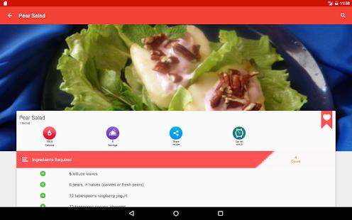 Healthy Recipes 29.0.1 Screenshots 15