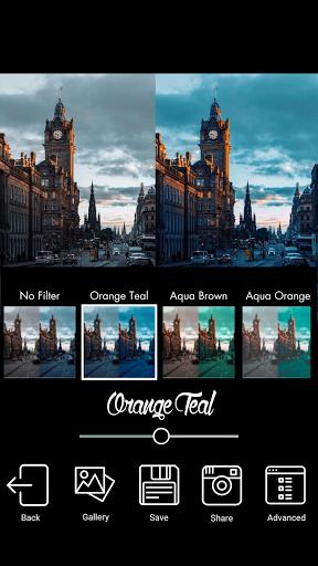 Orange Teal  screenshots 4