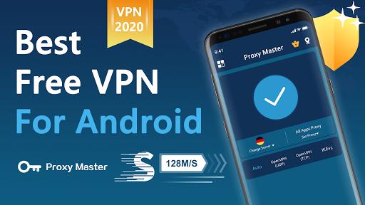 Free VPN Proxy & Secure VPN Unblock - Proxy Master 1.3.3 screenshots 2