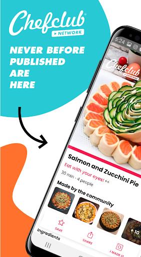 Chefclub - Anyone can be a chef! 16.12.4 Screenshots 1