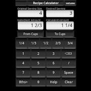 Recipe Calculator