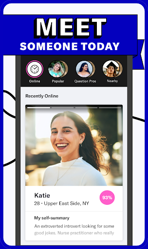 OkCupid - The Online Dating App for Great Dates 49.2.0 Screenshots 4