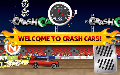 Crash Cars - Driven to Destruction 1.04 screenshots 1