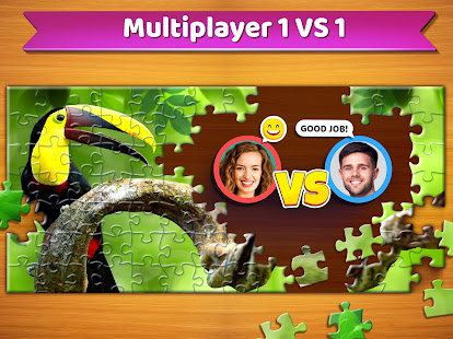 Jigsaw Puzzles Pro ud83eudde9 - Free Jigsaw Puzzle Games 1.6.1 Screenshots 13