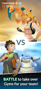 PokémonGo Mod Apk 0.195.0 (Fake GPS+ Anti Ban) 4